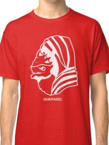 Wrex. Shepard. Classic T-Shirt