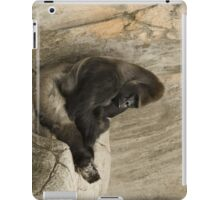 Bored to Death Gorilla  iPad Case/Skin