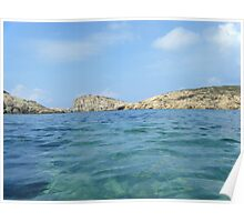 Beautiful Greek Islands 1 Poster