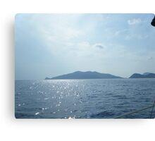 Beautiful Greek Islands 2 Canvas Print