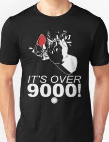 Vegeta - It's Over 9000! - White T-Shirt