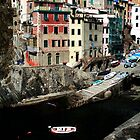 Cinque Terre by SHappe