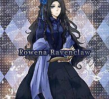 Rowena Ravenclaw by YuzuSmiile