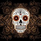 Day of the Dead Art Calendar by Tammy Wetzel
