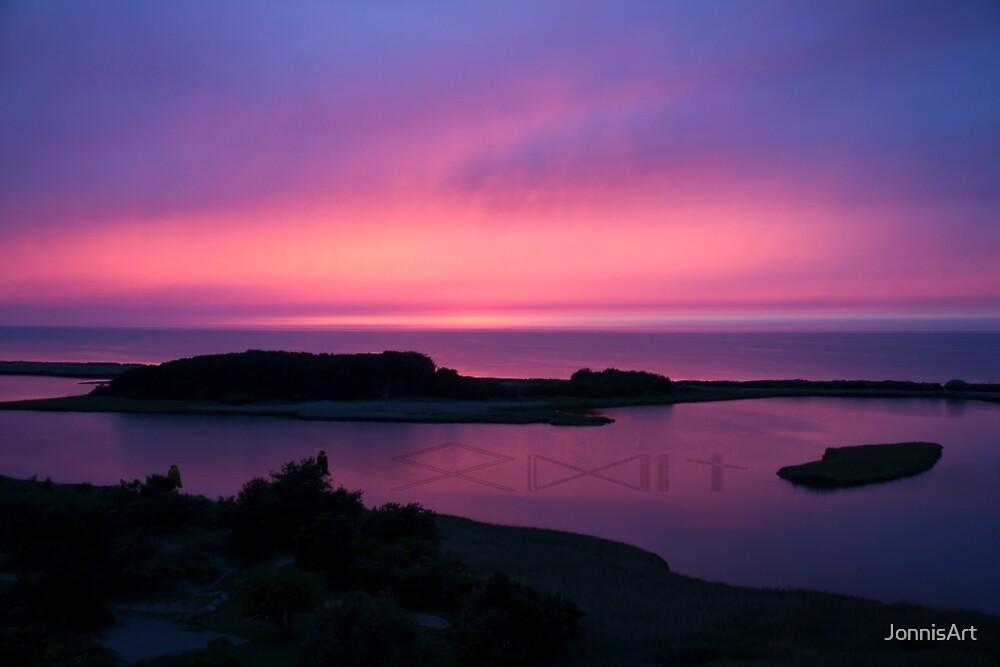 Odin's Northern Light by JonnisArt