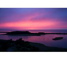 Odin's Northern Light Photographic Print
