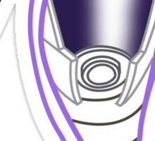 Tali Mask, Minimalist Sticker