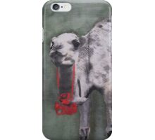 Camel with a Camera iPhone Case/Skin