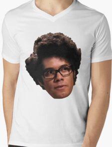 Moss Mens V-Neck T-Shirt