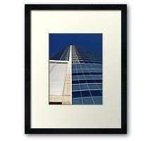 Mr. Blue Sky Framed Print