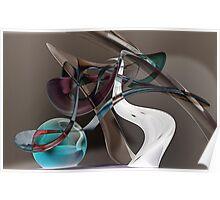 sculpture blend Poster