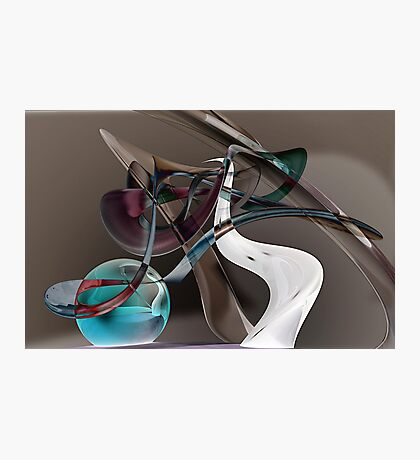 sculpture blend Photographic Print
