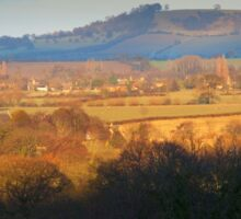 Mickleton, Gloucestershire Sticker