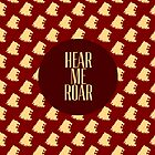hear me roar by aprilbritt