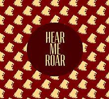 hear me roar by aprilbritt