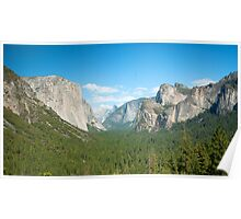 Yosemite Valley, California Poster