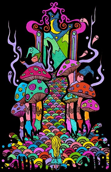 Welcome to Wonderland by Octavio Velazquez