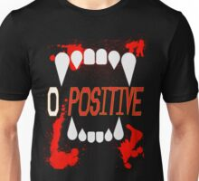 O Positive Unisex T-Shirt