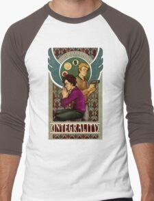 Sherlock & John - Integrality Men's Baseball ¾ T-Shirt