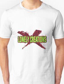 LONELY CREATIONS ZEBRA X T-Shirt