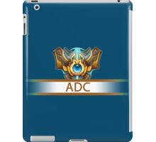 ADC Badge iPad Case/Skin