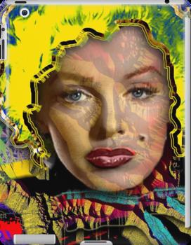 NORMA JEANE MORTENSON/MARILYN MONROE by BOOKMAKER