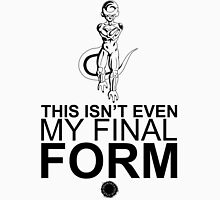 Frieza - This Isn't Even My Final Form - Black T-Shirt