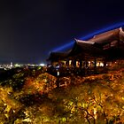 Kyomizu-dera Light Up by Sam Ryan