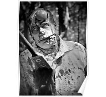 Zombieland Cricketer Poster