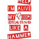 Help I'm Alive by GirlsnGuns