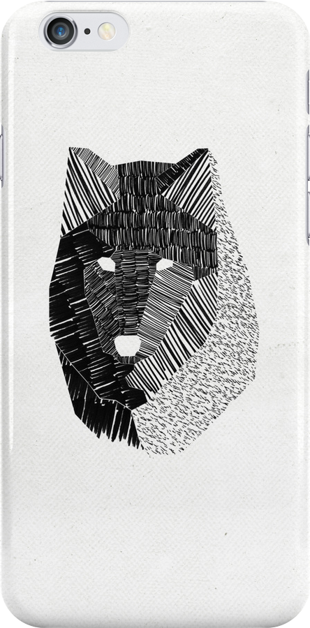 Wolf Mask by ayarti