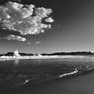 Deserted Beach by Jill Fisher