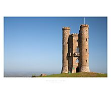 Broadway Tower, Worcestershire Photographic Print