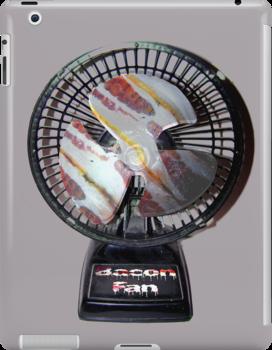 It's A Bacon Fan  by BamaBruce69