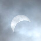 Eclipse of the Sun, New Zealand by HJRobertson
