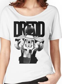 Judge Dredd from 2000AD Women's Relaxed Fit T-Shirt