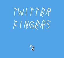 Twitter Fingers by Thugstatus