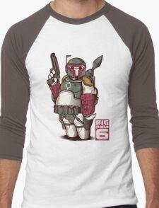 BIG BOBA 6 Men's Baseball ¾ T-Shirt