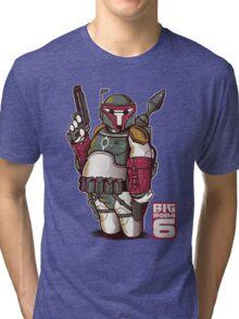BIG BOBA 6 Tri-blend T-Shirt
