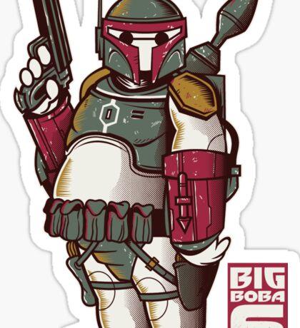 BIG BOBA 6 Sticker
