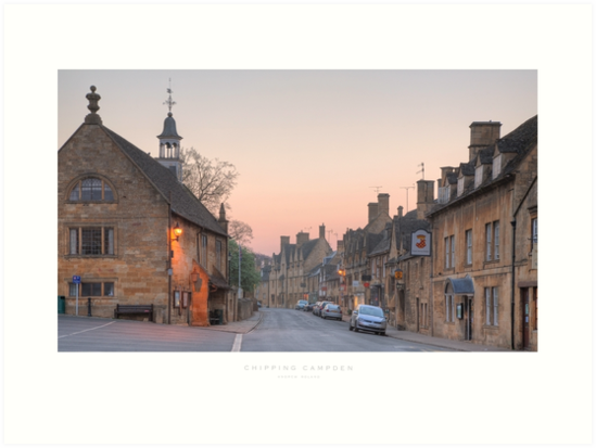 Chipping Campden, Gloucestershire by Andrew Roland