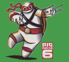 BIG NINJA 6 by Fernando Sala