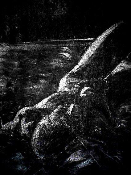 The Dark Feeling by MonikaMony