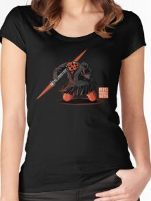 BIG HERO SITH Women's Fitted Scoop T-Shirt