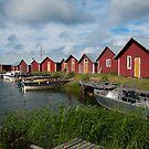 Björköby by Jari Hudd