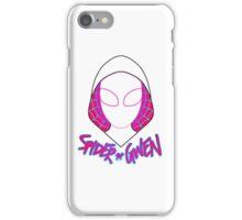 Arachnid Lass iPhone Case/Skin