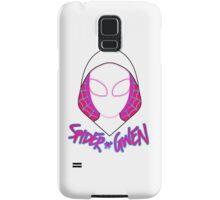Arachnid Lass Samsung Galaxy Case/Skin