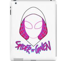 Arachnid Lass iPad Case/Skin