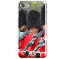 Stand to Attention!!! iPhone Case/Skin