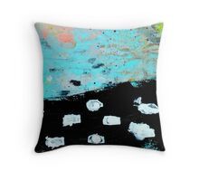 Abstrakt II Throw Pillow